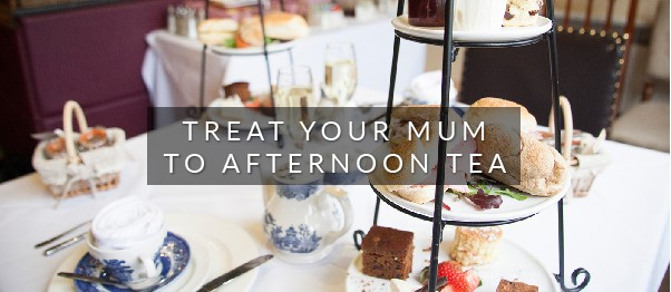 Sat 30th & Sun 31st March 2019 - Treat Your Mum to Afternoon Tea in Mr. Brown's