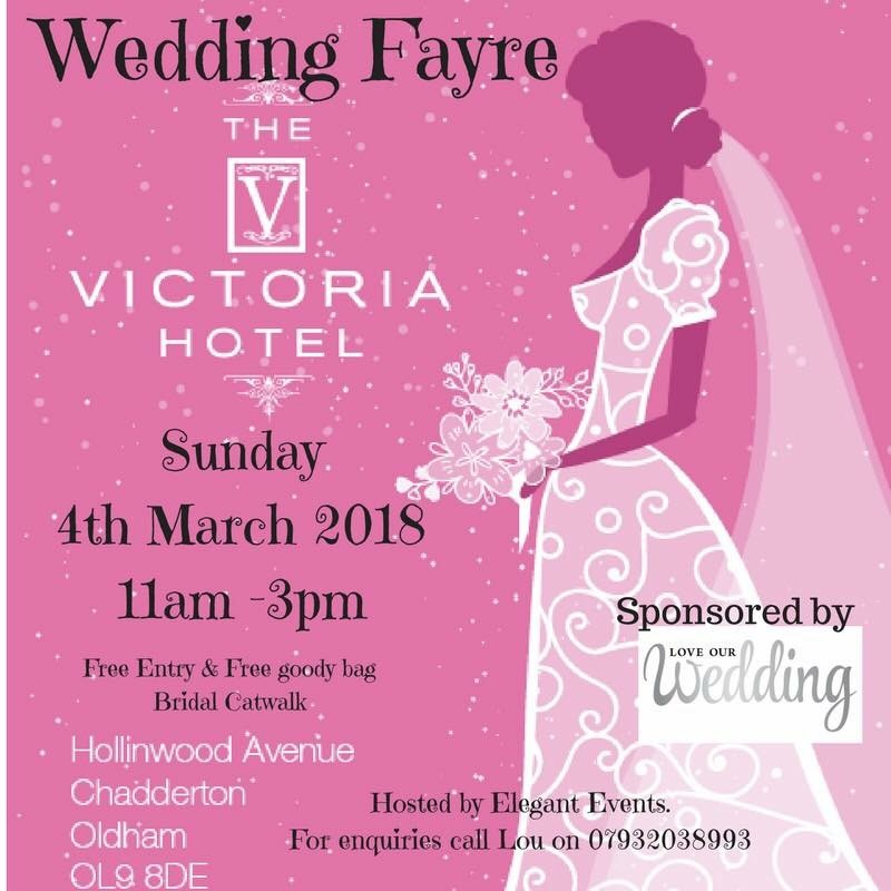 fabulous wedding packages the victoria hotel manchester